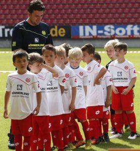 Ronald Wendel Fußballteam